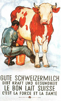Gute Schweizermilch
